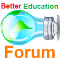 Education forum for students, parents, teachers, schools, tutors, music teachers and coaches (academic, sports, fitness, arts, extra/co-curriculum, adult, professional)