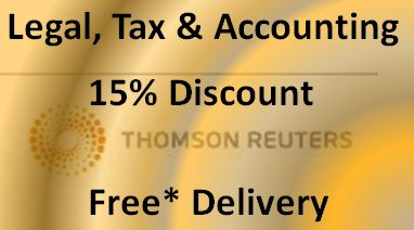Thomson Reuters Legal, Tax and Accounting Books