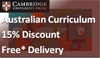Australian Curriculum English, maths, science, history Year 7, 8, 9, 10 - Cambridge