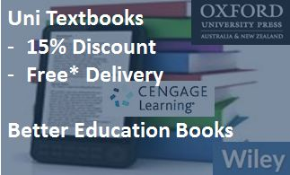 Better Education Uni Textbooks
